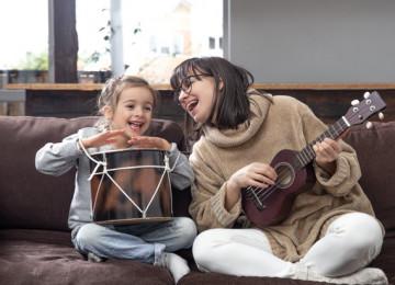 Նոր   մանկական երգերի ձայնագրությունը