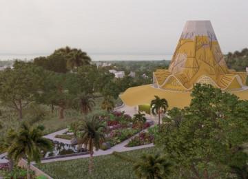 Կոնգոյում նշում են բահայի Պաշտամունքի տան  շինարարության մեկնարկը