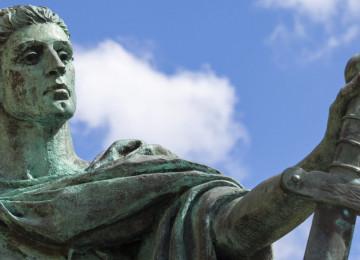Երբ Կոնստանտինը ընդունեց քիստոնեություն